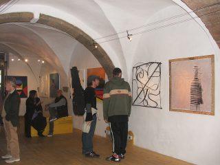 2010 Calcata Galleria Artè