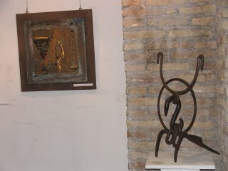2010 Roma Galleria Cassiopea