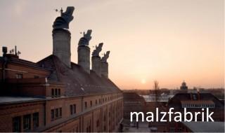 Berlino - Malzfabrik